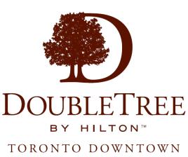 The Hilton Doubletree Hotel, Toronto