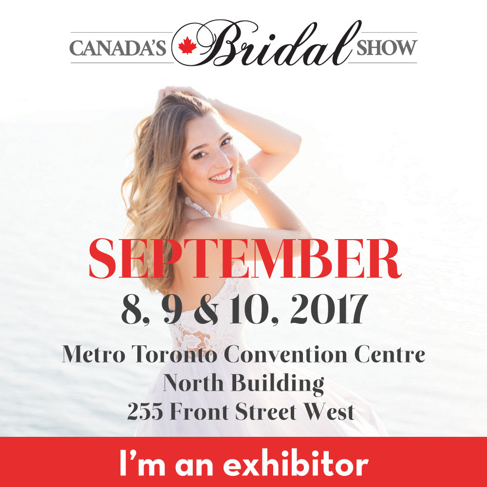 Canada's Bridal Show Exhibitor Badge