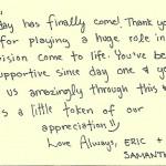 Sam & Eric